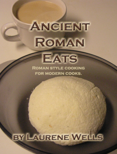 AncientRomanEats_Revised_UpdatedCover_2012_AMAZON_FrontCover